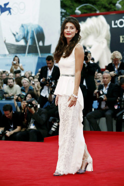 Venice Film Festival 2012 - Dress Alessandra Rich