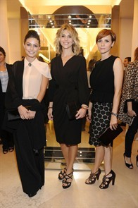Alessandra Mastronardi, Nicoletta Romanoff, Camilla Filippi