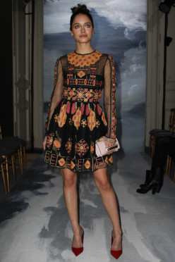 Valentino HC Fashion Show Paris 2014