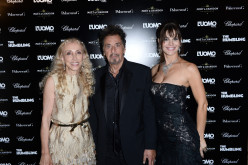 Franca Sozzani;Al Pacino;Lucila Sol‡