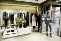 Hugo Boss Boutique, Rome